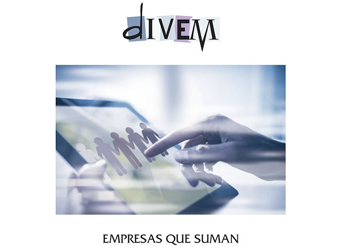 Diversidad en la empresa - Portada folleto DIVEM