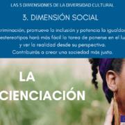 Dimensión Social, concienciación, DIVEM