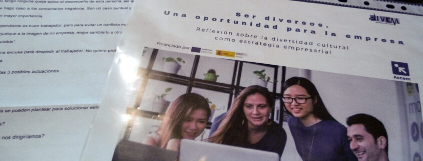 divem, 2018, diversidad cultural, empresasquesuman